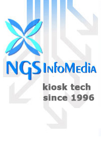 NGS Infomedia primary kiosk producer